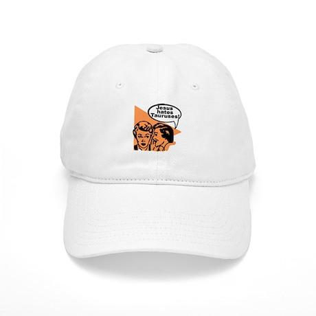 Rude Funny TAURUS Cap