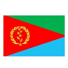 Eritrea Postcards (Package of 8)