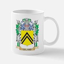 Leland Coat of Arms - Family Crest Mugs