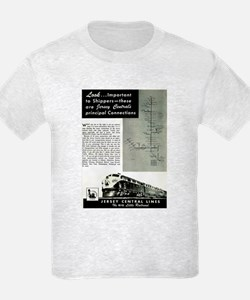 Jersey Central Lines T-Shirt