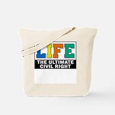 Unique Anti christian Tote Bag
