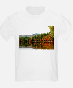 Fall In Love With Autumn In New England T-Shirt