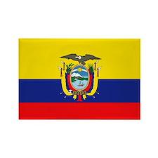 Equador Rectangle Magnet