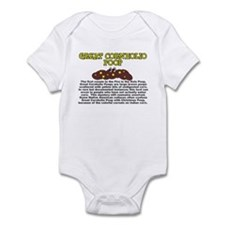THE GREAT CORNHOLIO SHIRT FUN Infant Bodysuit