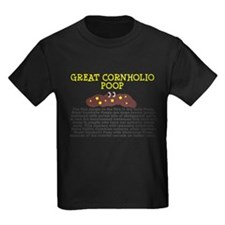 THE GREAT CORNHOLIO SHIRT FUN T
