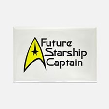 Future Starship Captain Magnets
