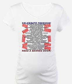 Banned Book Stamp Shirt