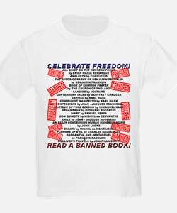 Banned Book Stamp T-Shirt