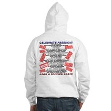 Banned Book Stamp Hoodie