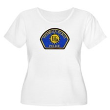 Hermosa Beach Police T-Shirt