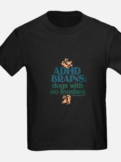 adhdbrainsdogsBUTTONS Women's Cap Sleeve T-Shirt