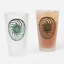 Classic Casino Drinking Glass