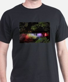 American Falls at night T-Shirt