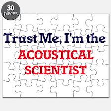 Trust me, I'm the Acoustical Scientist Puzzle