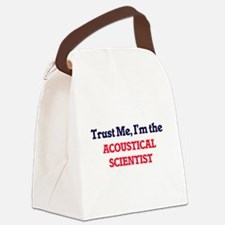 Trust me, I'm the Acoustical Scie Canvas Lunch Bag