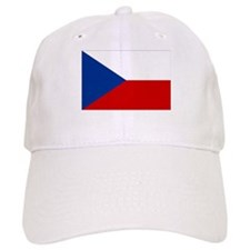 Czech Republic Baseball Cap