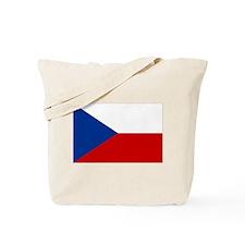 Czech Republic Tote Bag