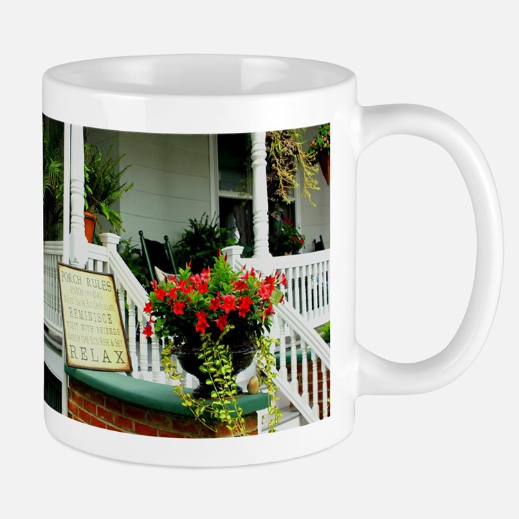 Porch Relaxing Mugs