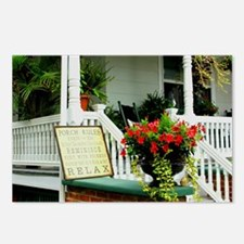 Porch Relaxing Postcards (Package of 8)