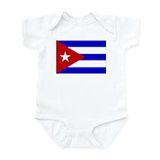 Cuba Infant Bodysuit