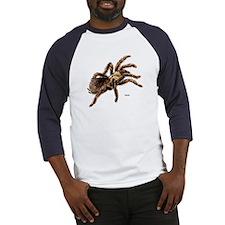 Tarantula Spider (Front) Baseball Jersey