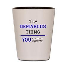 Cute Demarcus Shot Glass