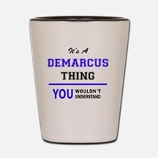 Cute Demarcus Shot Glass