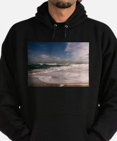 Salisbury Beach Massachusetts Hoodie (dark)