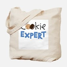 Cookie Expert (Blue) Tote Bag