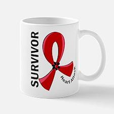 Heart Attack Survivor 12 Mugs