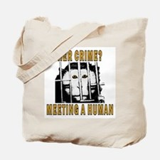 Her Crime? Tote Bag