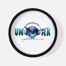 UMRK Web Radio Wall Clock