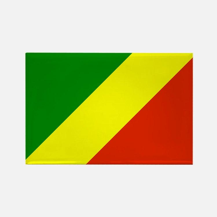 Congo Rectangle Magnet