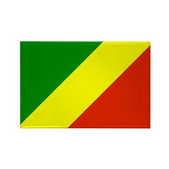 Congo Rectangle Magnet (100 pack)
