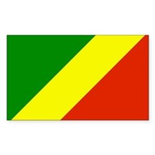 Congo Rectangle Decal