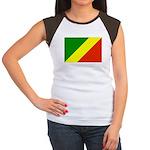 Congo Women's Cap Sleeve T-Shirt