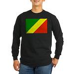 Congo Long Sleeve Dark T-Shirt