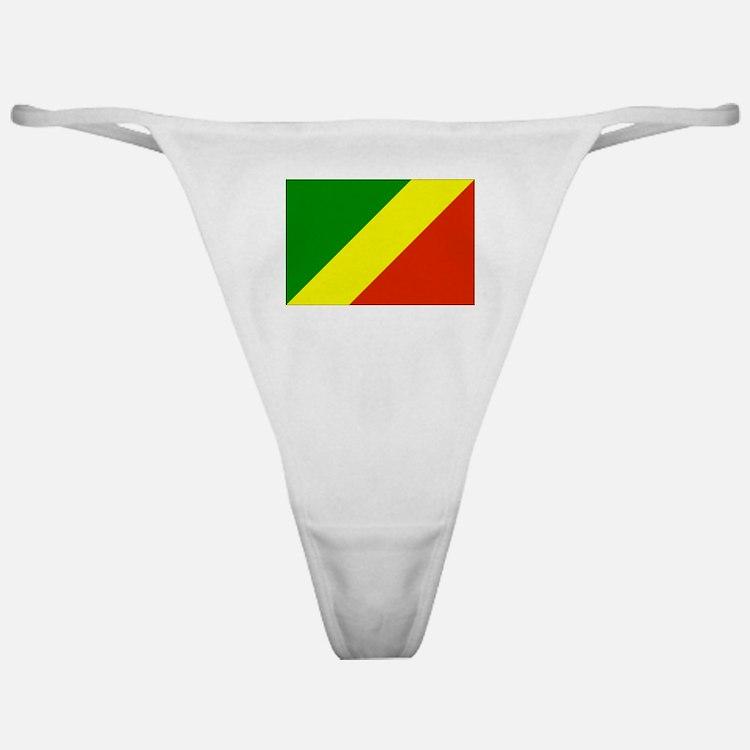 Congo Classic Thong