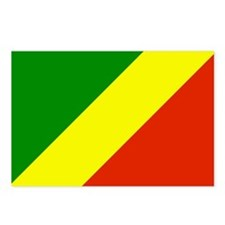 Congo Postcards (Package of 8)