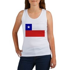 Chile Women's Tank Top