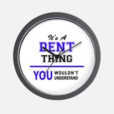 It's DENT thing, you wouldn't understan Wall Clock