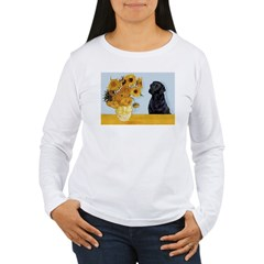 Sunflowers / Lab T-Shirt