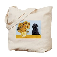 Sunflowers / Lab Tote Bag