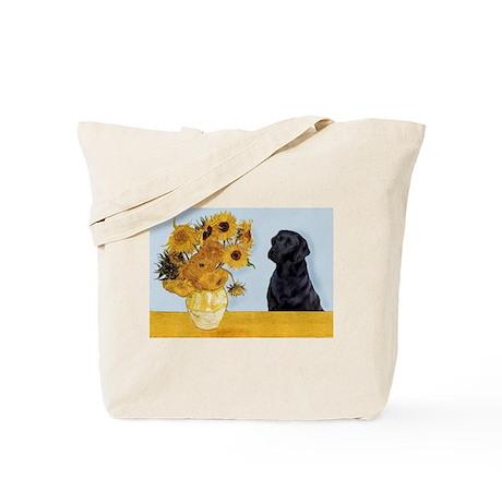 Sunflowers / Lab Tote Bag