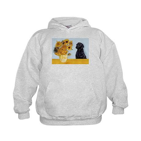 Sunflowers / Lab Kids Hoodie