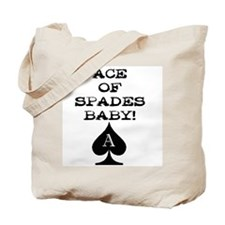 Ace of Spades Baby Tote Bag