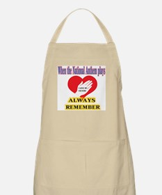 Hand Over Your Heart Apron