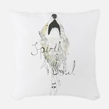 Spirit and Soul Woven Throw Pillow