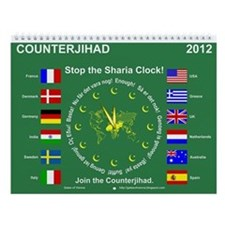 The Counterjihad Calendar