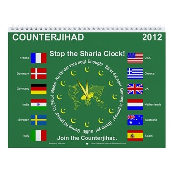 The Counterjihad Calendar